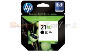 HP NO 21XL INK CARTRIDGE BLACK (C9351CE#UUQ)