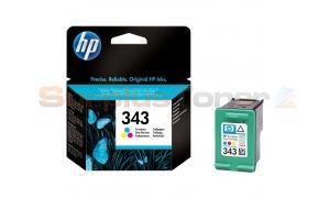 HP 343 INK CARTRIDGE TRI-COLOR (C8766EE#ABE)