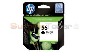 HP NO 56 INK CARTRIDGE BLACK (C6656AE#UUQ)