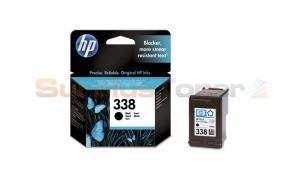 HP NO 338 INK CARTRIDGE BLACK (C8765EE#BA3)