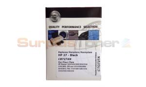 HP NO 27 INK CARTRIDGE BLACK CLOVER (CTG727A)