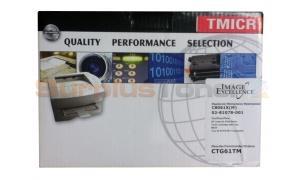 TROY HP LASERJET 4100 MICR TONER CTG BLACK CLOVER (CTG61TM)