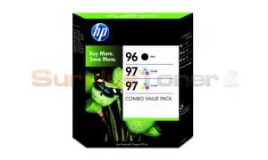 HP 96/97/97 INK BLACK/COLOR COMBO PACK (C9346BN)