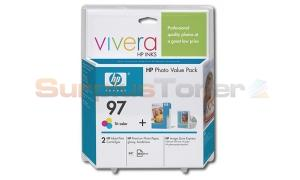 HP 97 PHOTO INK AND PAPER VALUE PACK (Q6636AN)