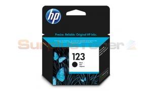 HP 123 INK CARTRIDGE BLACK (F6V17AE)