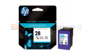HP 28 INK CARTRIDGE TRI-COLOR (C8728AE#ABD)
