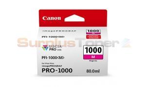 CANON PFI-1000M INK TANK MAGENTA (0548C002[AA])