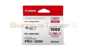 CANON PFI-1000 PM INK TANK PHOTO MAGENTA (0551C002[AA])