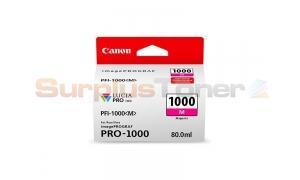 CANON PFI-1000M INK TANK MAGENTA (0548C001[AA])