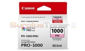 CANON PFI-1000 PM INK TANK PHOTO MAGENTA (0551C001[AA])