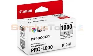 CANON PFI-1000 PGY INK TANK PHOTO GRAY (0553C001[AA])