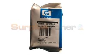 HP NO 57 SMALL INK CARTRIDGE TRI-COLOR (NO BOX) (C6657G)