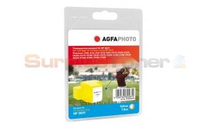HP NO 363 INK CARTRIDGE YELLOW AGFAPHOTO (APHP363YD)