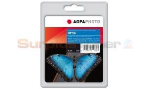 HP DESKJET 450CBI INK CARTRIDGE BLACK AGFAPHOTO (APHP56B)