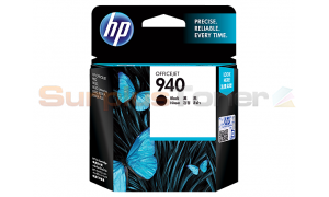 HP NO 940 OFFICEJET INK CARTRIDGE BLACK (C4902AA)