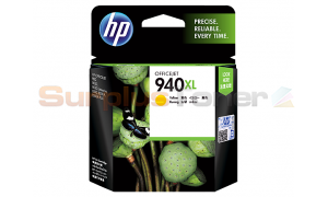 HP 940XL OFFICEJET INK CARTRIDGE YELLOW (C4909AA)