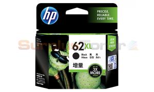 HP 62XL INK CARTRIDGE BLACK HY (C2P05AA)