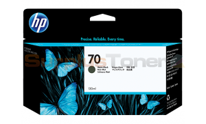 HP DESIGNJET Z2100 NO 70 INK MATTE BLACK 130ML (C9448A)