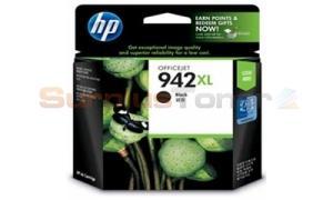 HP 942XL INK CARTRIDGE BLACK (CN016AA)