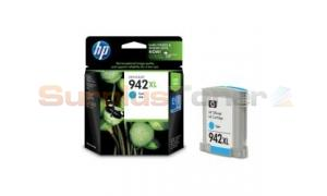 HP 942XL INK CARTRIDGE CYAN (CN017AA)