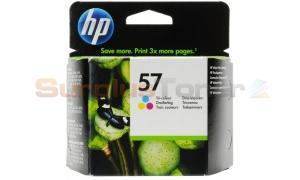 HP NO 57 INKJET CARTRIDGE TRI-COLOUR (C6657AE#ABD)