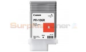 CANON PFI-106R INK RED 130ML (NO BOX) (PFI-106R)