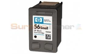 HP 56 SMALL INK CARTRIDGE BLACK (NO BOX) (C6656G)