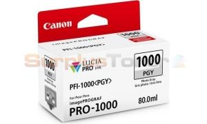 CANON PFI-1000 PGY INK TANK PHOTO GRAY (0553C003[AA])