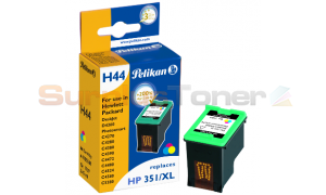 HP 351XL INK TRI-COLOR PELIKAN (4105509)