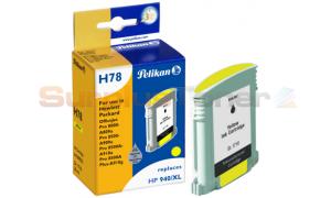 HP 940XL OFFICEJET INK CARTRIDGE YELLOW PELIKAN (4109033)