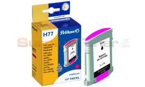 HP 940XL INK CARTRIDGE MAGENTA PELIKAN (4109026)