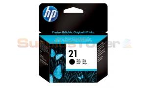 HP NO 21 INK CARTRIDGE BLACK (C9351AE#ABE)