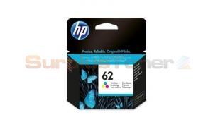HP 62 INK CARTRIDGE TRI-COLOR (C2P06AE#ABE)