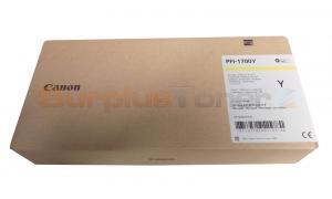 CANON PFI-1700Y INK TANK YELLOW 700ML (0778C001[AA])