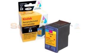 HP NO 22 INK TRI-COLOR KODAK (C9352AN-KD)