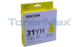 RICOH GX E5550N PRINT CARTRIDGE YELLOW 4.09K (40-5704)