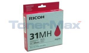 RICOH GX E5550N INK CARTRIDGE MAGENTA 4.09K (40-5703)