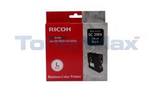 RICOH GX5050N GC21KH PRINT CART BLACK 3K (405536)