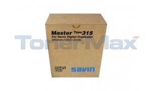 SAVIN 3150 MASTER TYPE 315 (4556)