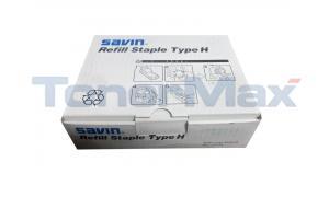 SAVIN STAPLE REFILL TYPE H SR810 / SR840 (9850)