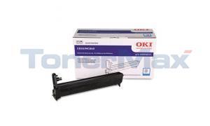 OKIDATA MC860 IMAGE DRUM CYAN (44064015)