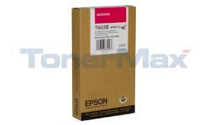 EPSON SP 7800 9800 K3 INK CTG MAGENTA 220ML (T603B00)