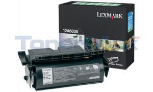 LEXMARK T520 TONER CARTRIDGE BLACK RP 20K (12A6835)
