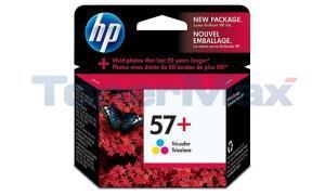 HP NO 57 PLUS VIVERA INK CARTRIDGE TRI-COLOR (CB278AN#140)