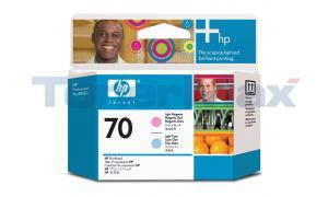 HP DESIGNJET Z2100 NO 70 PRINTHEAD LIGHT MAGENTA AND LIGHT CYAN (C9405A)