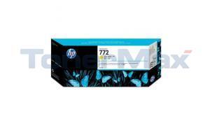 HP 772 DESIGNJET INK CARTRIDGE YELLOW 300ML (CN630A)