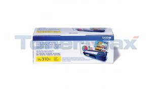BROTHER HL-4150CDN TONER CARTRIDGE YELLOW (TN-310Y)