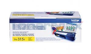 BROTHER HL-4150CDN TONER CARTRIDGE YELLOW HY (TN-315Y)