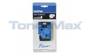 BROTHER P-TOUCH TAPE BLACK ON WHITE 9 MM X 7.7 M (TC-20Z1)