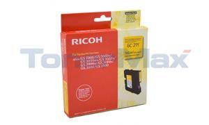RICOH GX3000 PRINT CARTRIDGE YELLOW 1K (405535)